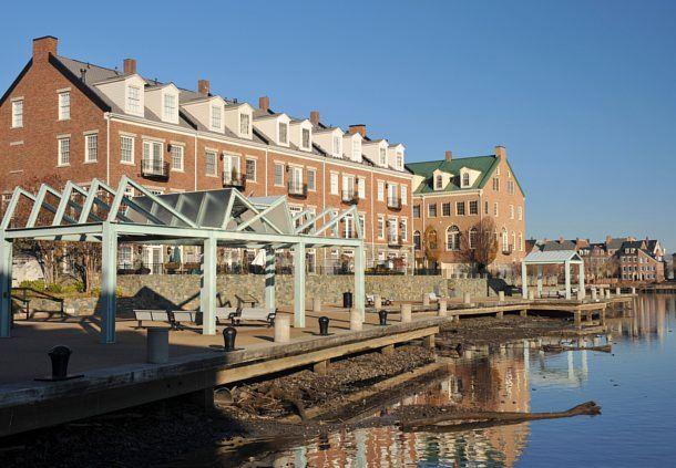 The Alexandria Waterfront
