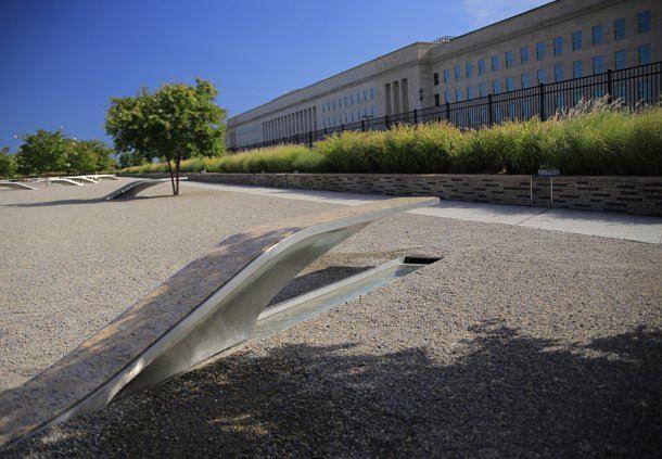 Pentagon - 9/11 Memorial