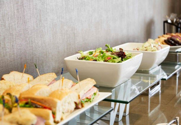 Meeting Details - Catering
