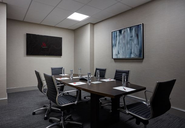 Tangent Meeting Room - Boardroom Setup
