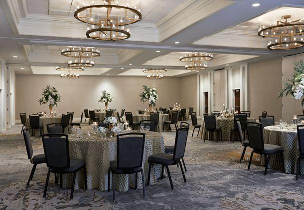 Metropolitan Ballroom - Social Event