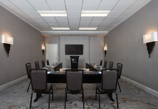 Logan Room - U-Shape Meeting