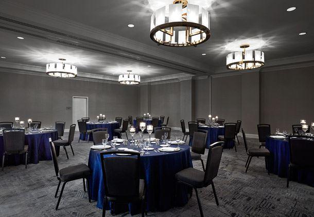 District - Banquet Setup