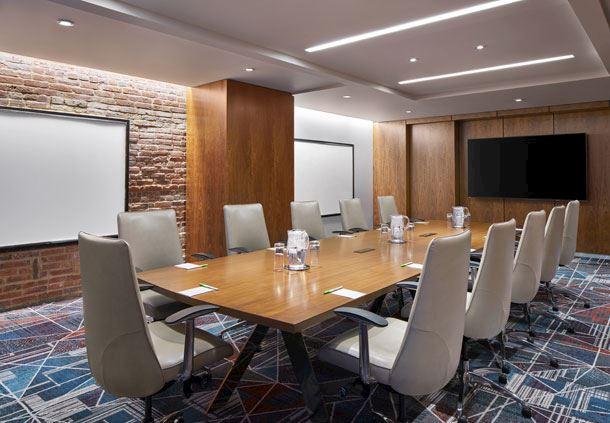 Langston Hughes Boardroom - Conference S