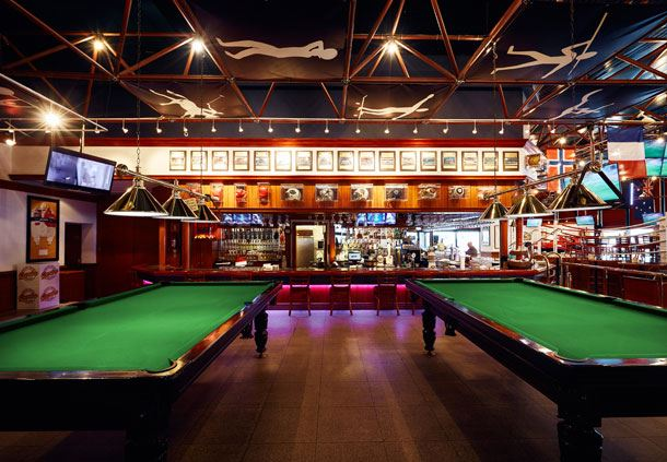 Champions - Pool Tables