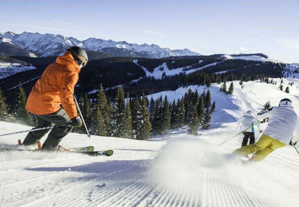 Ski Vail Mountain