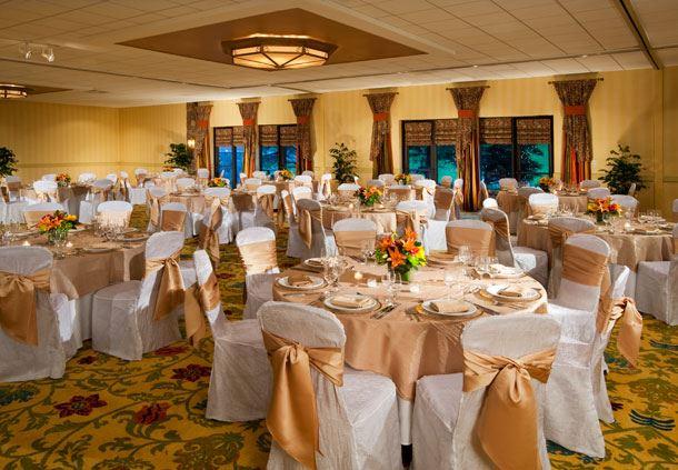 Colorado Ballroom- Banquet Setup