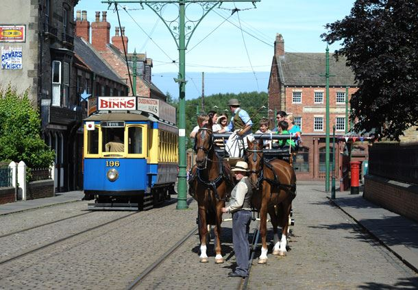 Beamish Museum - The Living Museum of the North