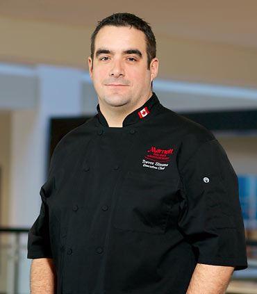 Chef Trevor Simms