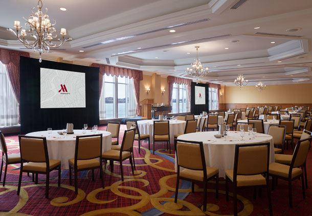 Halifax Ballroom - Banquet Setup