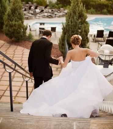 Ceremony Overlooking Okanagan Lake