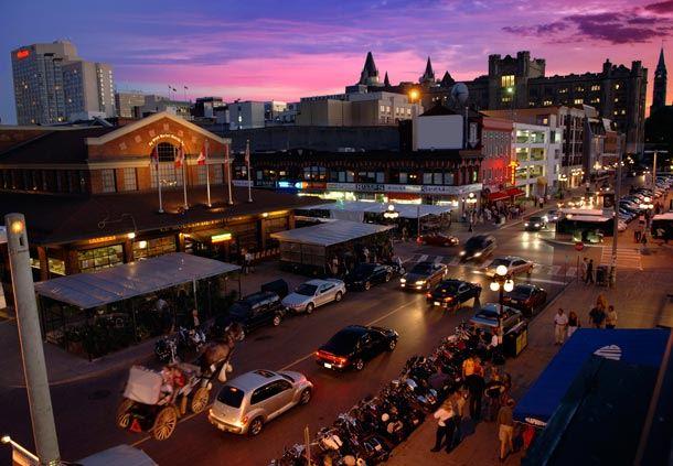 Byward Market - George Street