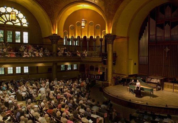 Concert in Ottawa
