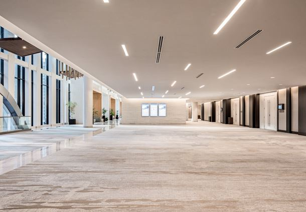 Parq Grand Ballroom Pre-Function Area