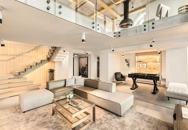 Apartment 108 Suite - Living Area