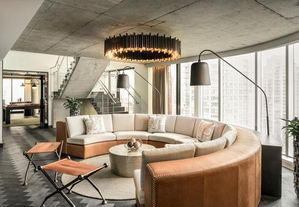 The Den Suite - Living Area