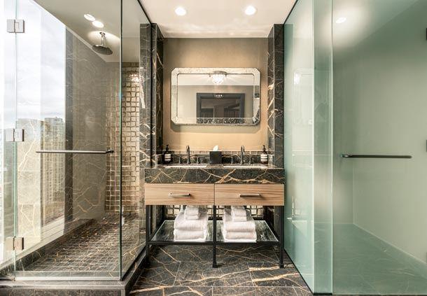 The Den Suite - Bathroom