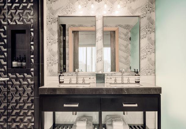 Apartment 108 - Bathroom Vanity
