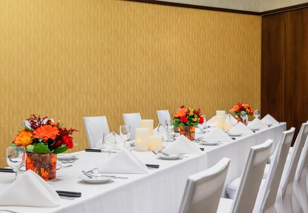 Stetson A - Banquet Setup