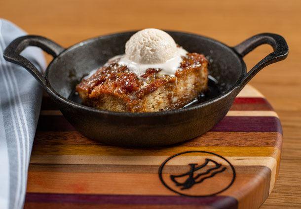 Chomeur Pudding Dessert