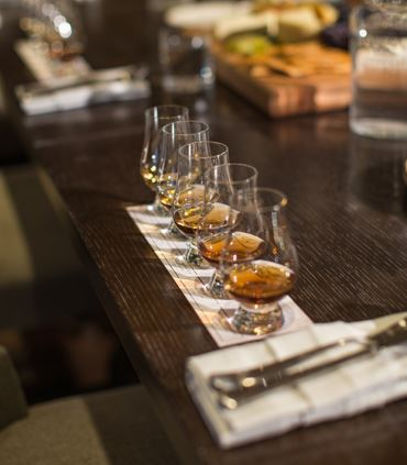 Private Whiskey Tastings