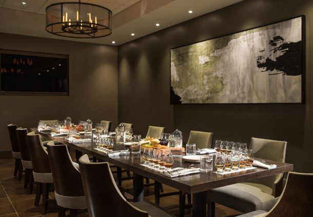 McTavish Private Dining Room
