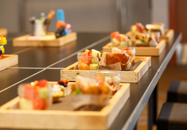 Meeting Catering