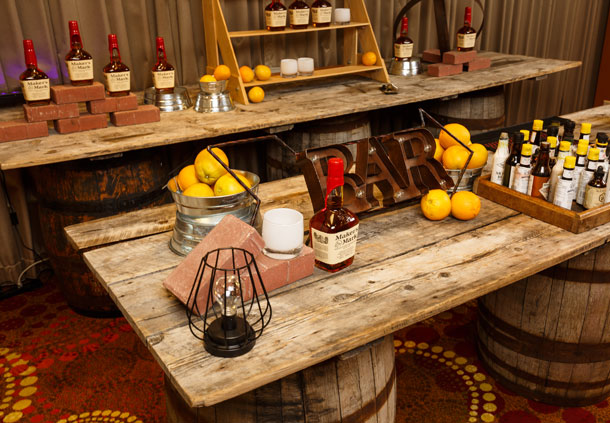 Meeting Catering - Specialty Bar