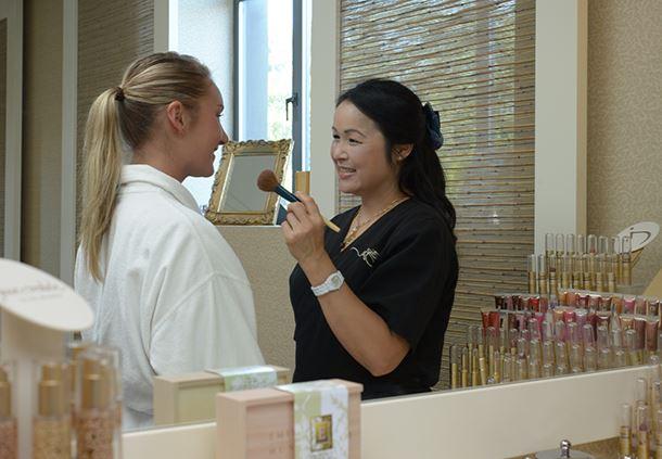 Spa - Makeup Application