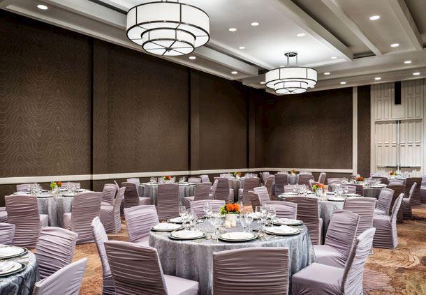 Sutton Ballroom - Banquet Setup