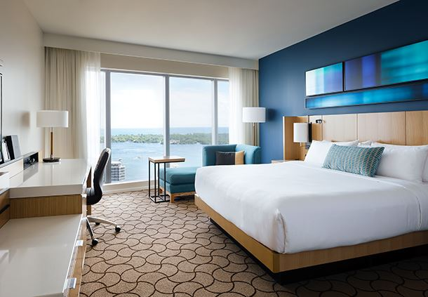 King Guest Room - Lake View