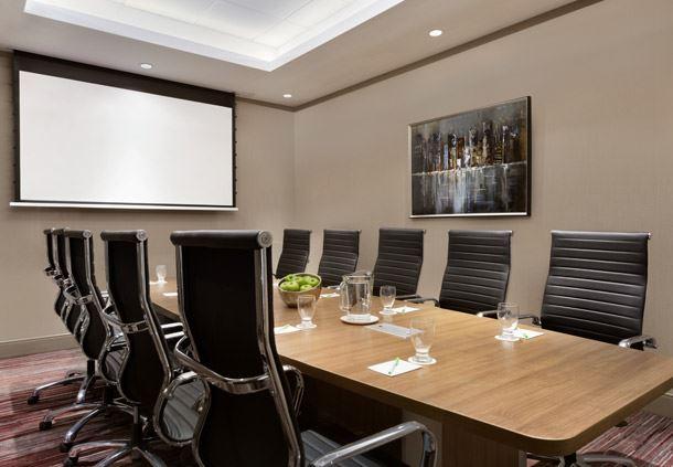 Huron Boardroom