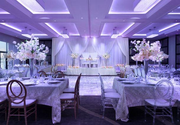 Great Lakes Ballroom - Wedding Reception