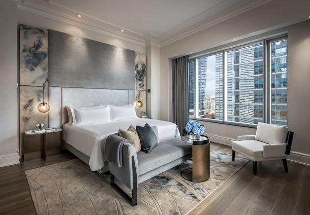 Caroline Aster Suite - Master Bedroom