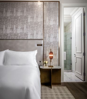 Caroline Astor Suite - Guest Bedroom