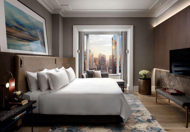 John Jacob Suite - Master Bedroom