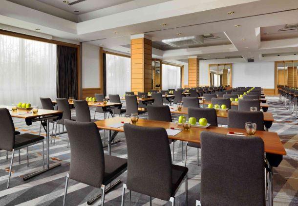Schillersaal Meeting Room- Classroom Style