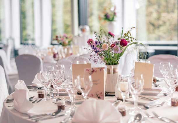 Millennium Ballroom Wedding