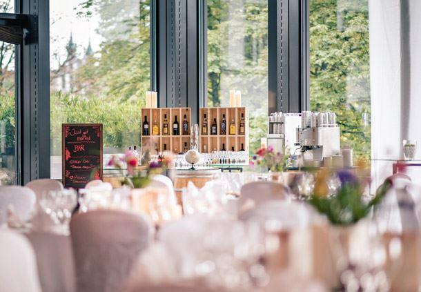 Millennium Ballroom - Wedding mood