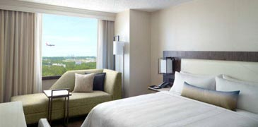 Atlanta airport hotels with meeting rooms