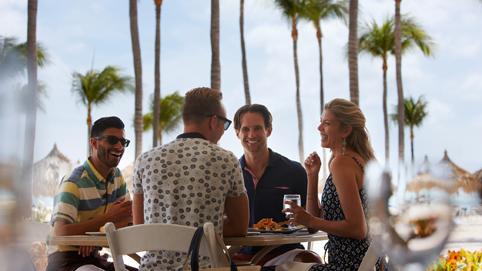 Aruba La Vista Restaurant Christmas 2020 La Vista Menu   Aruba Buffet | Aruba Marriott Resort & Stellaris