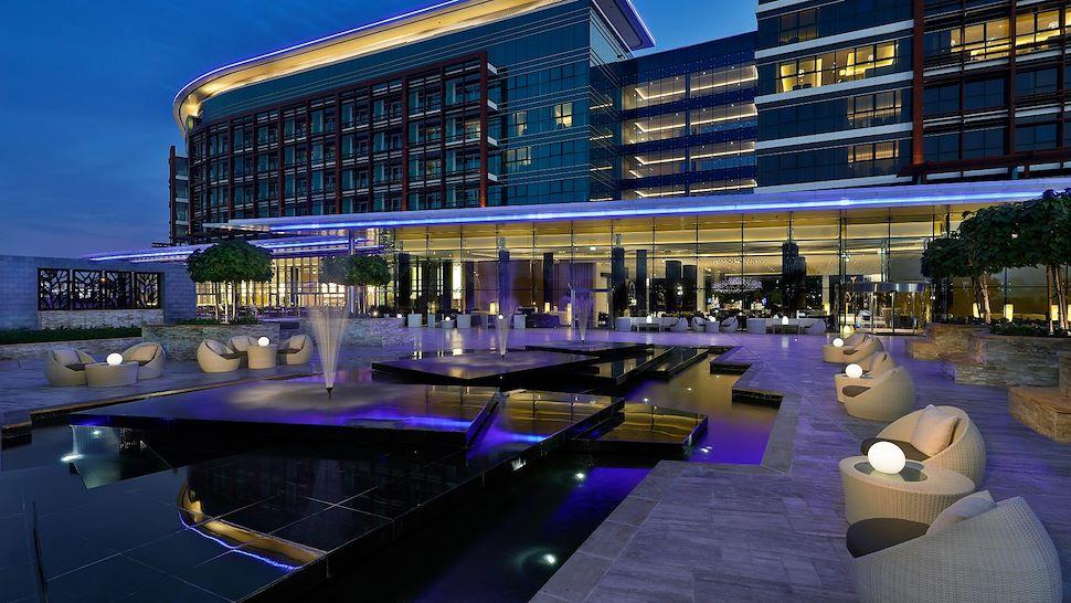 The Lobby Lounge Terrace