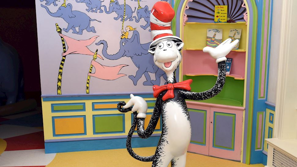 The Amazing World of Dr. Seuss Museum