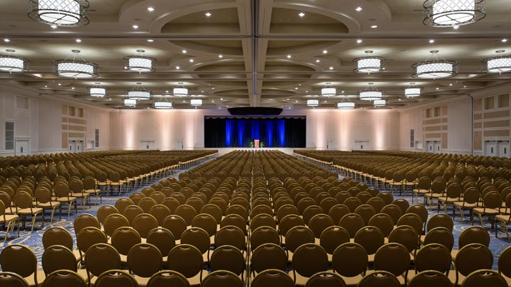 Nashville Convention Hotel Ballrooms Gaylord Opryland
