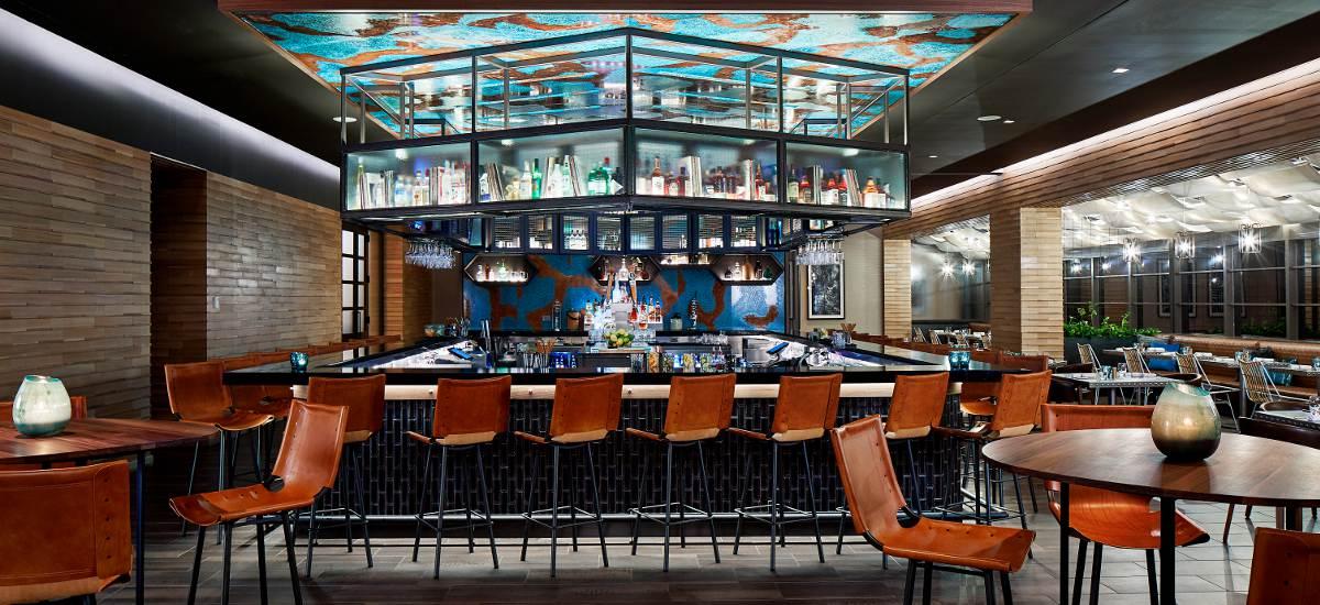 American Restaurants Downtown Nashville Tn Cocktail Bars