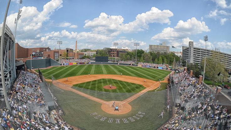 Vanderbilt University Ball Field