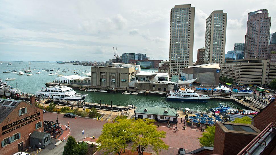 Long Wharf View
