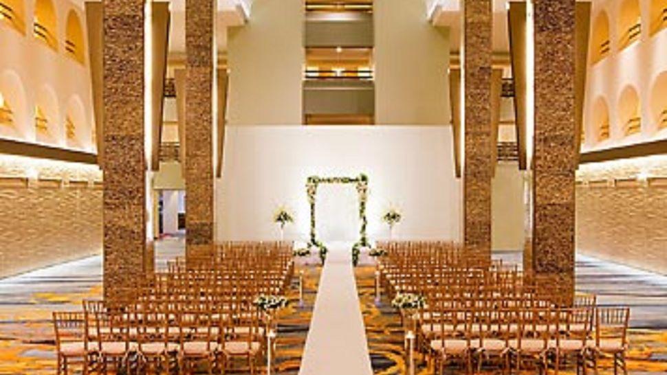 Palm Garden Ceremony