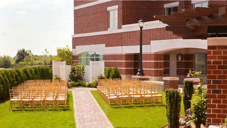 Wedding facility in Quincy, MA