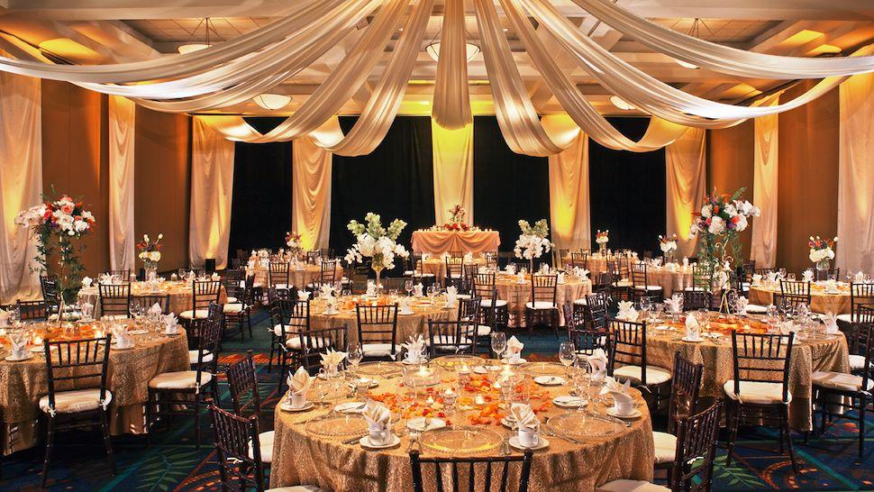 Choose the décor for your celebration